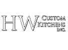 HW Custom Kitchens, Inc. Logo